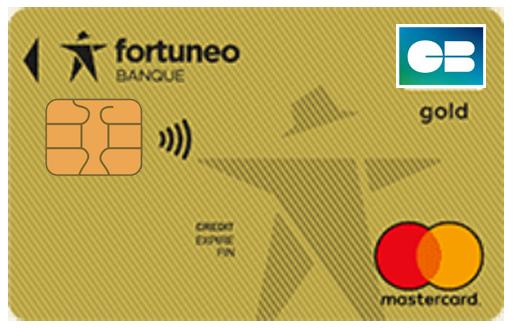 Carte Bancaire Prepayee Fortuneo.Mastercard Gold Fortuneo Gratuite