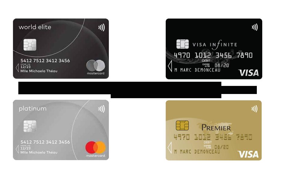 Carte Bancaire Prepayee Haut De Gamme.Cartes De Credit Haut De Gamme Le Comparatif Et Les Prix