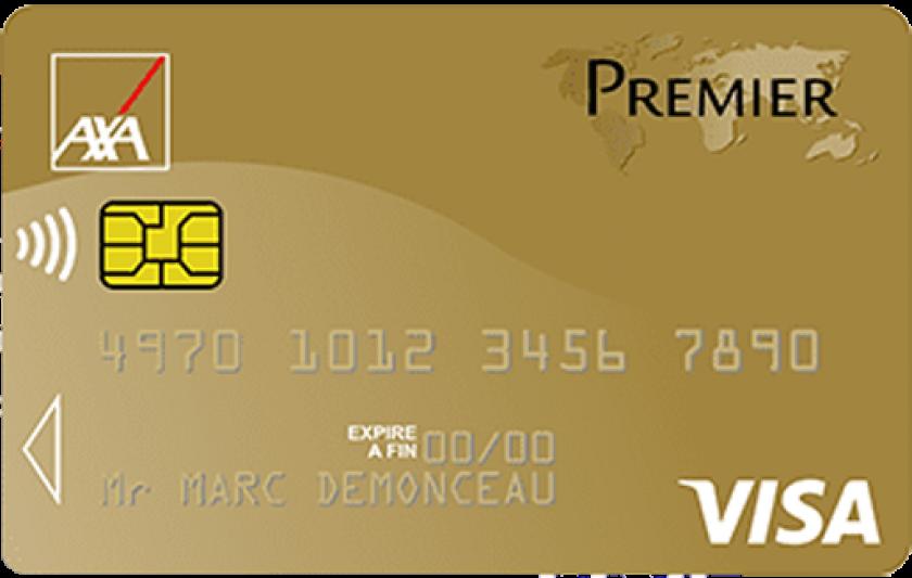 Visa AXA Premier