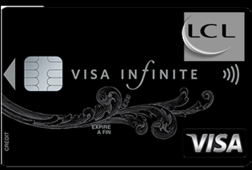 Visa infinite LCL