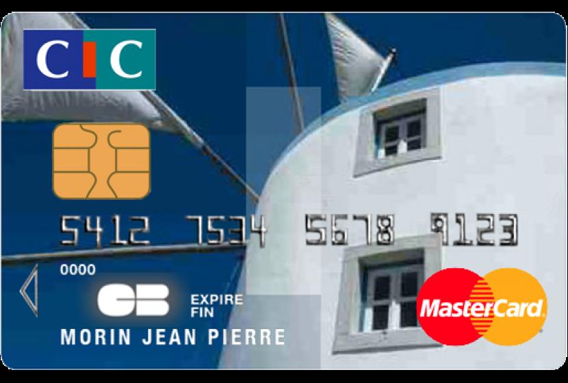 Mastercard CIC