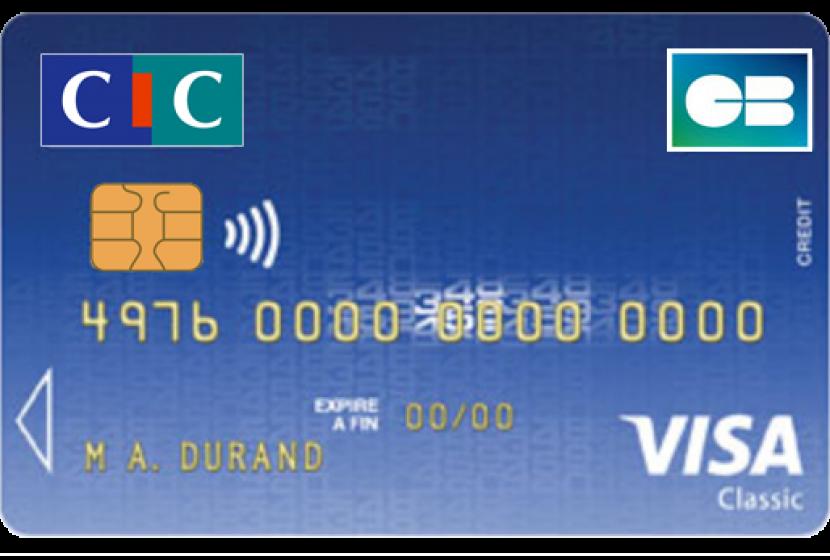Visa Classic CIC