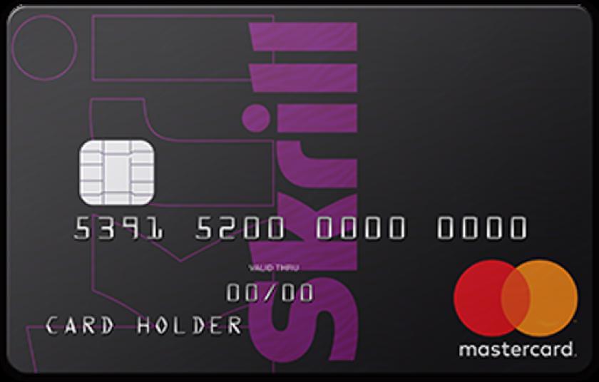 Mastercard Skrill