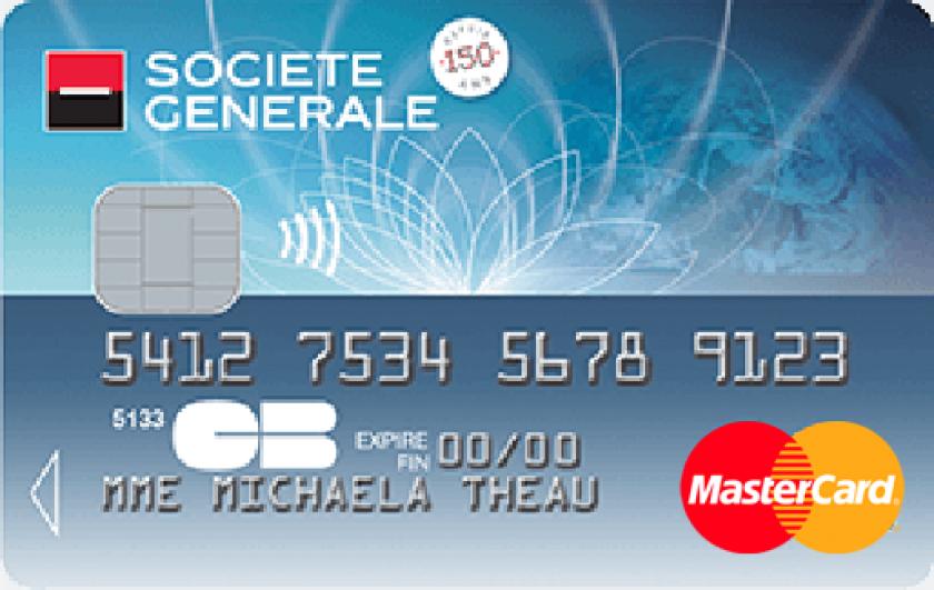 Société Générale Mastercard
