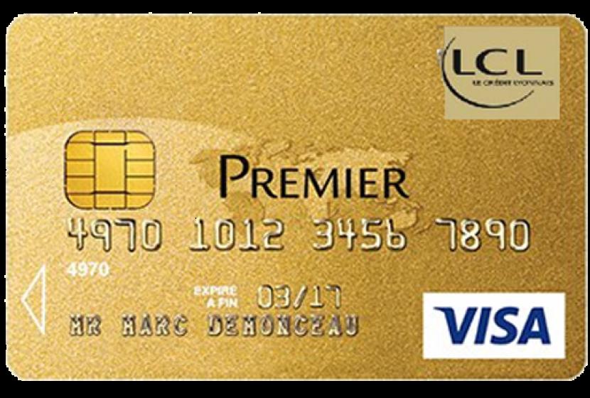 Visa Premier LCL