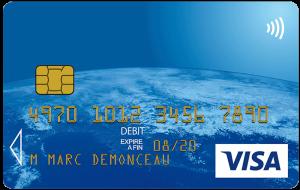 Visa classic française